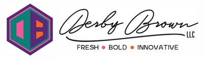Derby Brown Productions Logo